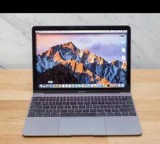"""Apple 🍏2016 MacBook 12"""" Retina  1.1 M3  8GB 256GB Office Logic X Final Cut/Fast"""