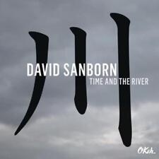 David Sanborn - Time And The River  CD  NEU