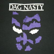 VTG DAG NASTY 80s CAN I SAY T-SHIRT ORIGINAL TOUR CONCERT MINOR THREAT Punk Rock