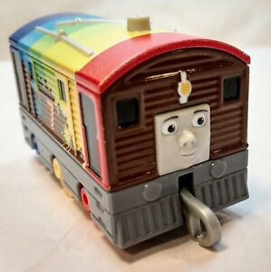 Thomas & Friends Toby 2020 Rainbow In Very Good Condition