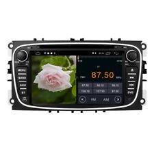 "7"" Android 8.1 Car DVD Stereo SatNav GPS FORD FOCUS C/S-MAX MONDEO GALAXY UK"
