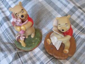 Two Disney Winnie the Pooh Ornaments