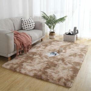Motley Fluffy Rug Soft Plush Carpet For Living Room Home Shaggy Carpet Floor Mat