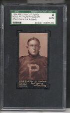 1894 Mayo N302 Football Card-Arthur Wheeler-N302-Princeton