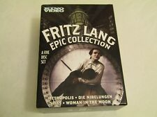 Fritz Lang Epic Collection DVD