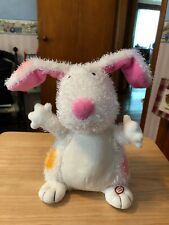 Hallmark animated Gotta Hop Bunny battery operated