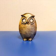 Unique Edition Owl Art Sculpture Original Made in Europe (XLarge size)