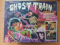 Ghost Train - Vintage 3D Board Game by Denys Fisher 1974 - Halloween - Spares
