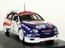Ixo 1/43 Scale RAM035 Toyota Corolla WRC Belgian Championship Diecast Model Car