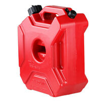 3L Plastic Jerry Cans Gas Container Diesel Fuel Tank Motorcycle Parts With Lock