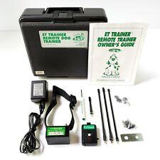 Innotek ET-102 1/3 Mile Range Remote Dog Easy Trainer Kit - Need New Battery