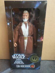 ✅ Kenner Star Wars Obi-Wan Kenobi 30 cm In OVP ungeöffnet