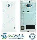 Carcasa Tapa Batería Trasera Nokia Lumia 930 Original Blanca 02507T7