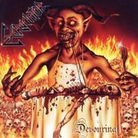 EXCRUCIATOR - DEVOURING (NEW & SEALED) CD Thrash Metal