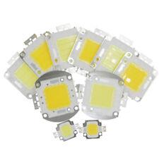 10pcs High Power LED Lamp Light COB SMD Bulb Chip DIY 10W 20W 50W 100W 12V-36V