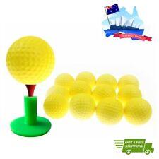 Golf Practice Foam Balls 12/24 Pack  PU Sponge Ball Indoor Outdoor Training