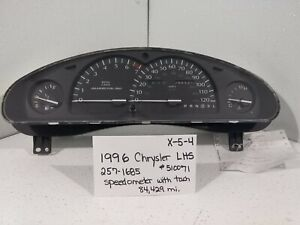 USED 1996 Chrysler LHS/Speedometer Cluster(Drivers Quality)