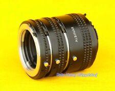 Albinar tra anelli, 3er Set 36mm 20mm & 13mm per Minolta MD 01680