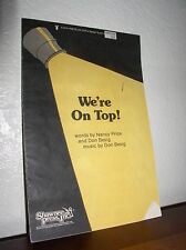 Choral Music: We're On Top! Besig - (2-Part) Shawnee Press E-274