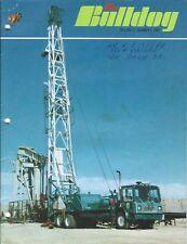 Truck Magazine - Mack Bulldog - Econodyne MR Macungie R&D Bosch - 1981 (T2358)