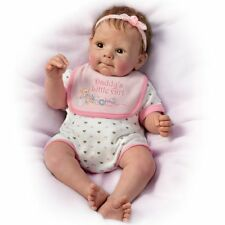 Daddy's Little Girl Ashton Drake Doll by Sherry Rawn 18 inches