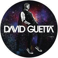 David Guetta - Self Titled Vinyl RSD Picture Disc 2013 LP Record Store Day