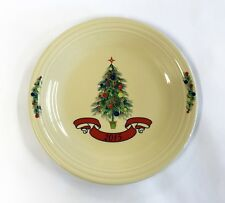 "Fiesta Dinner Plate 10 1/2"" in Christmas Tree 2015  Homer Laughlin Fiesta"