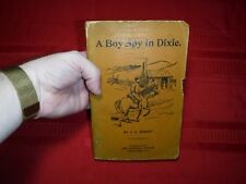 A Boy Spy in Dixie: Service Under the Shadow of the Scaffold - J.O. Kerbey, 1897