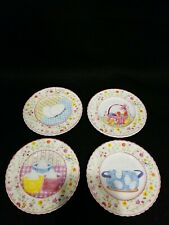 MWW market plates - how To Dye An Easter Egg