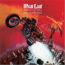 MEATLOAF Bat Out Of Hell LP Vinyl BRAND NEW 2017