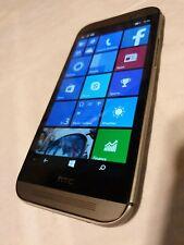 HTC One M8 HTC6995L 32GB Gray (Verizon) Windows Smartphone