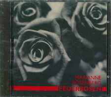 """★ MARIANNE ROSENBERG """"Feuerrosen"""" CD-Album"""