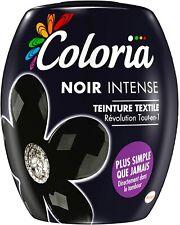 Teinture Coloration Textile Vêtement Linge Noir Intense pour Machine à Laver FR