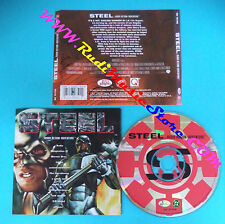 CD STEEL Audio action-adventure 1997 usa WARNER R2 72750 (Xs8) no lp mc dvd