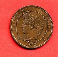 (BR.121) 10 CENTIMES CÉRÈS 1872 A (SUP+)