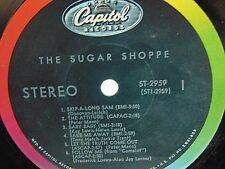 SUGAR SHOPPE: The Sugar Shoppe LP Rock & Pop