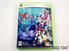 Cross Edge Dash Xbox 360 Japanese Import Japan NTSC-J X-Edge JP US Seller A