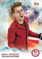 2014 TOPPS OLYMPIC & PARALYMPIC TEAM CARD PICK SINGLE CARD YOUR CHOICE