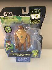 Ben 10 Ben Alien force Humungousaur Keychain Ban Dai Original authentic ben 10