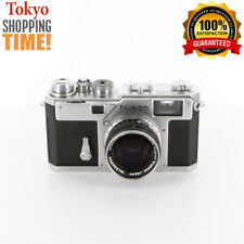[EXCELLENT+++] Nikon S3 Body + Nikkor S C 5cm F/1.4 Lens from Japan