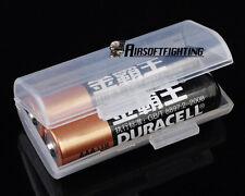 Soshine AAA Battery Case Box Holder Storage for SureFire 1-2pcs AAA Battery