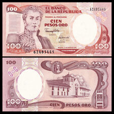 Colombia 100 Pesos, 1991, P-426e, UNC