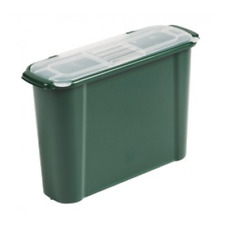 10L Slimline Abfall Caddy (Grün)