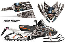 AMR Racing Arctic Cat M Series Snowmobile Graphic Kit Sled Wrap Decals MAD HTR S