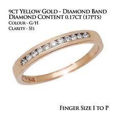 Anillos de joyería con diamantes alianzas SI1