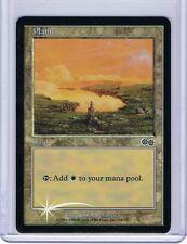 MTG ARENA URZA'S SAGA FOIL PLAINS PROMO CARD MINT NEVER PLAYED FREE SHIP