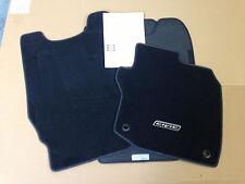 Original Honda Civic 1.6 Diesel alfombra Mat Set Negro * nuevo Civic Modelo 2013 *