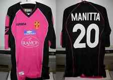 messina shirt maglia manitta nr 20 taglia XL 2007-08 legea viola