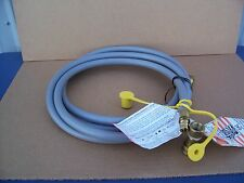 VERMONT CASTINGS GAS GRILL 12' NATURAL GAS HOSE W/ QUICK DISCONNECT #50002901