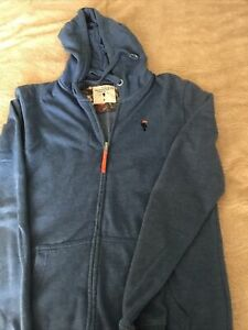 Independent Leaders Zipped Hoody Size S